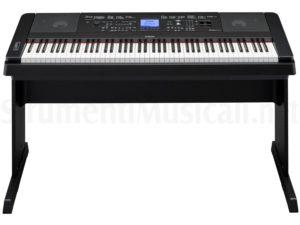 Pianoforti e tastiere